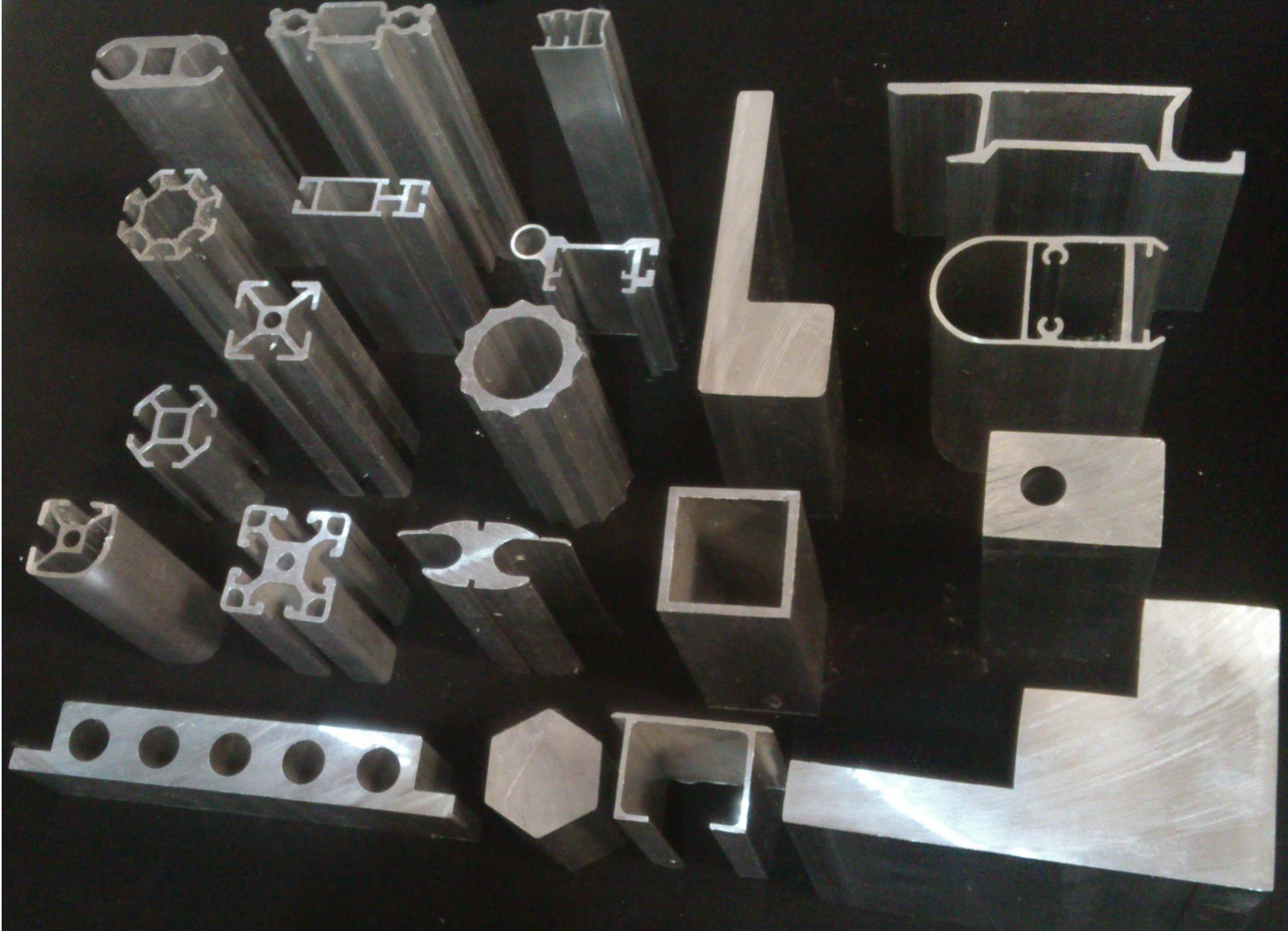 Soleras y ngulos de aluminio de aluminio for Perfiles de aluminio catalogo