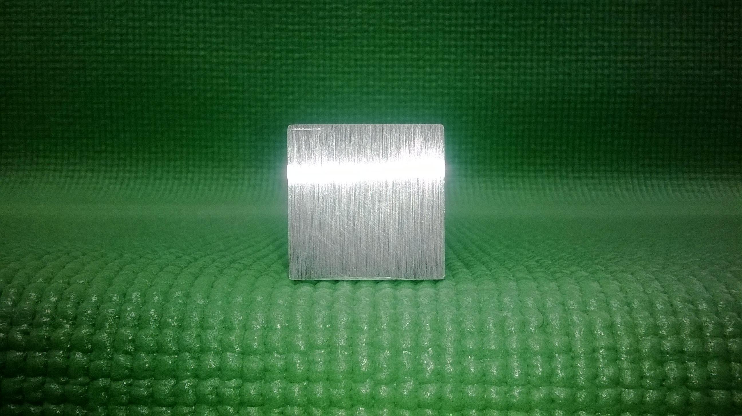 Cuadrado de aluminio de aluminio - Perfil cuadrado aluminio ...